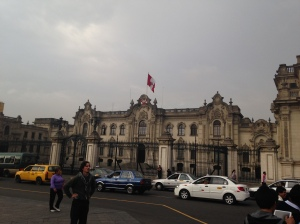 Government Palace of Peru 2