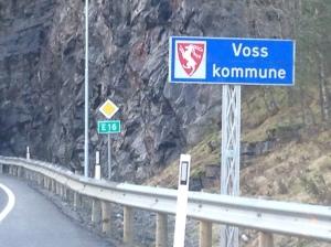 Entering Voss